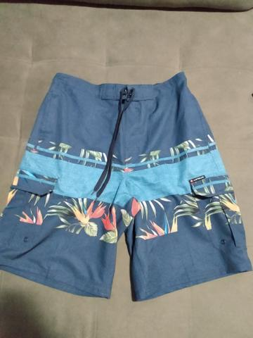 cde381d160 Bermuda masculina para praia e piscina - Roupas e calçados - Parque ...