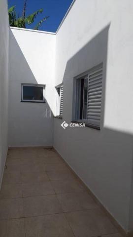 Casa com 2 dormitórios à venda, 60 m² - Jardim Residencial Nova Veneza - Indaiatuba/SP - Foto 6