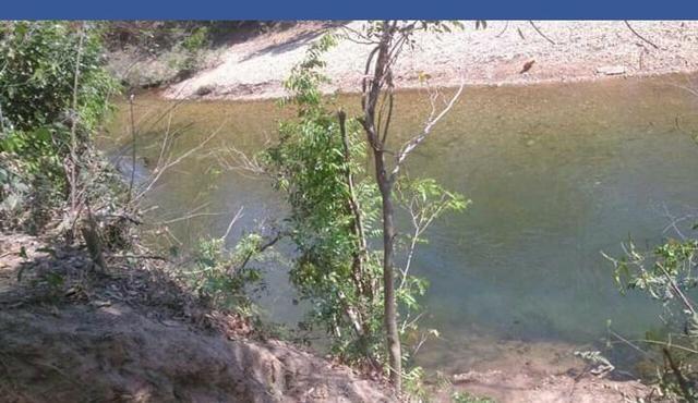 Vendo Chàcara na beira do rio coxipo do ouro Rs 120.000.00