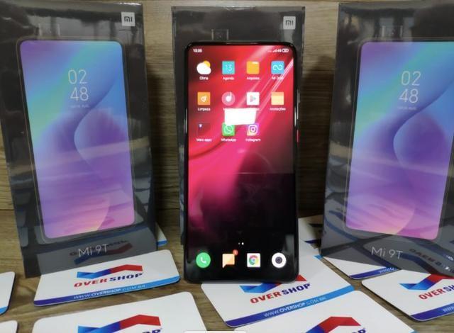 Xiaomi Mi 9t / K20 6Gb Ram 128Gb Rom Snapdragon 730 - Versão Global Novo Lacrado