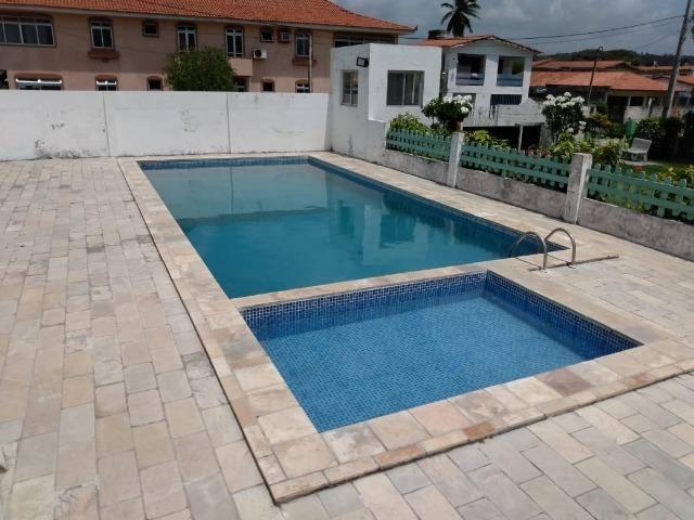 Vendo apartamento em condomínio fechado a beira mar em Itamaracá - Foto 7