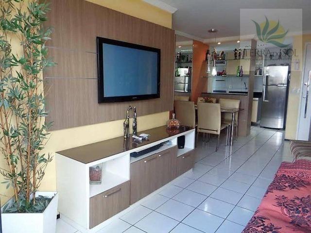 Apartamento com 3 quartos, 67m, 5º andar e projetado no Bairro Damas - Foto 2