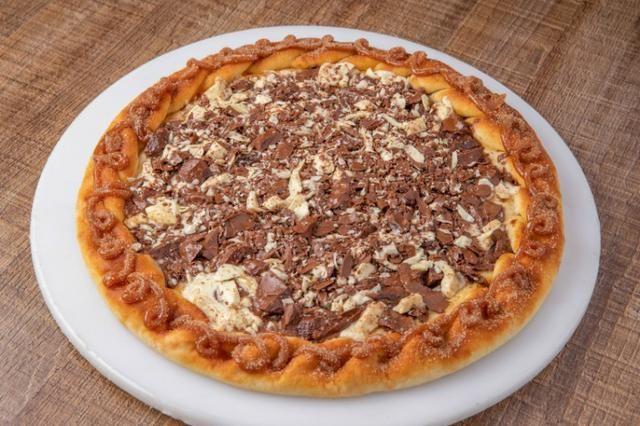 Pizzaria e hamburgueria temática com estrutura e cozinha impecável - Foto 18