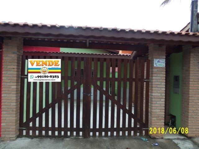 Casa com Piscina || 02 Dormitórios || Suíte || Massaguaçu || 280 Mil - Foto 2