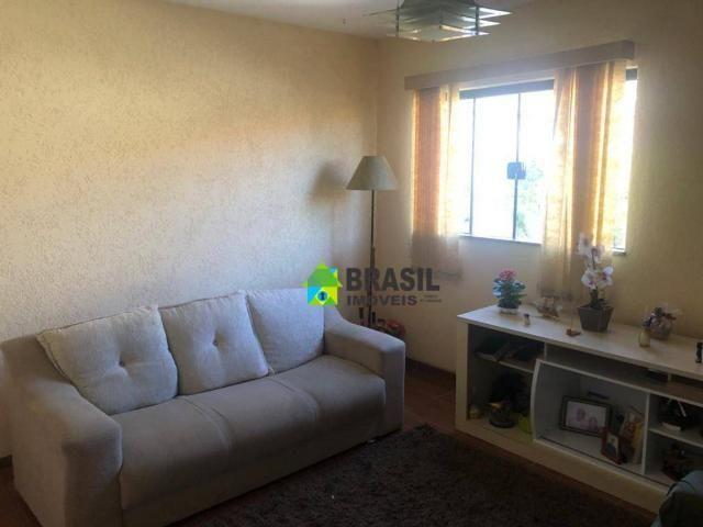 Casa com 3 dormitórios à venda, 110 m² por R$ 350.000,00 - Jardim Quisisana - Poços de Cal - Foto 6