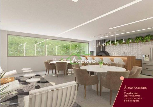 Apartamento com 2 dormitórios à venda, 83 m² por R$ 499.690,00 - Granbery - Juiz de Fora/M - Foto 5
