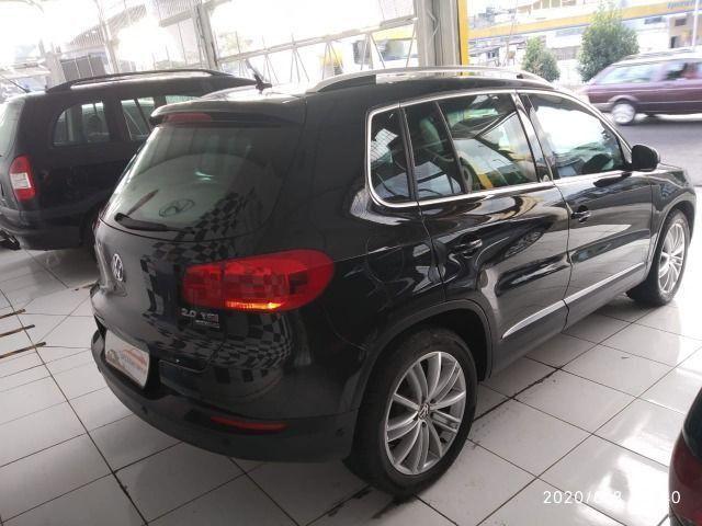 Volkswagen Tiguan 2.0 Tsi R-line 16v Turbo Gasolina 4p Tiptronic ano 2012 - Foto 7