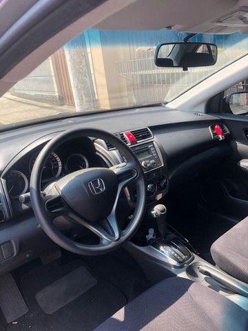 Honda City 1.5 lx 16v flex 4-portas automatico 2014 - Foto 7