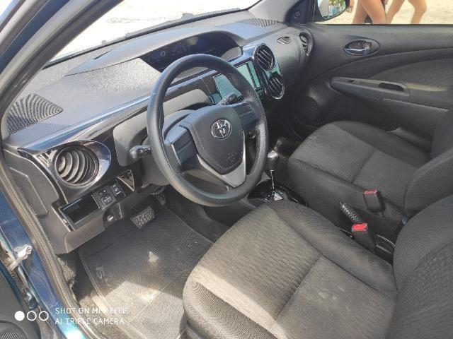 Toyota Etios 1.3 2017 / Automático / 37.678 Km / Urgente! - Foto 9