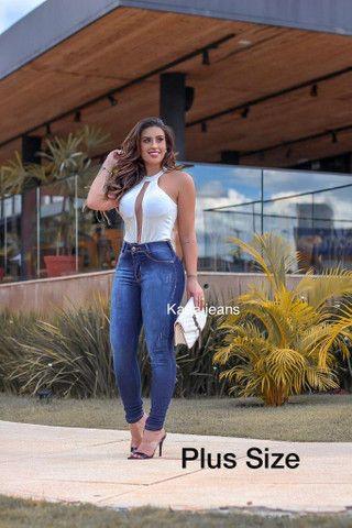 Atacado calça jeans direto da fábrica - Foto 2