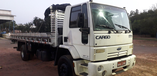 Ford cargo toco 1717E - Foto 3