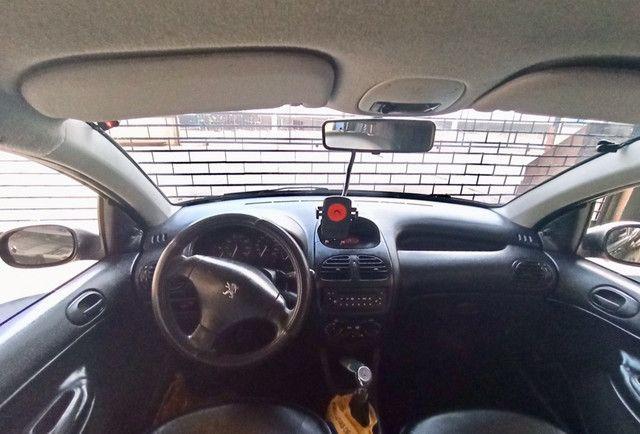 Peugeot 206 1.0 16v Sensation 5p - Foto 4