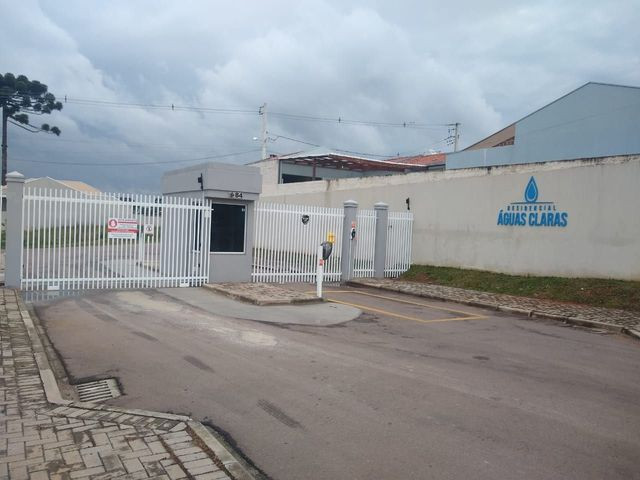 Terreno Campo Largo, Res. Águas Claras, Cond. Fechado, entrada de R$2.300,00 - Foto 2