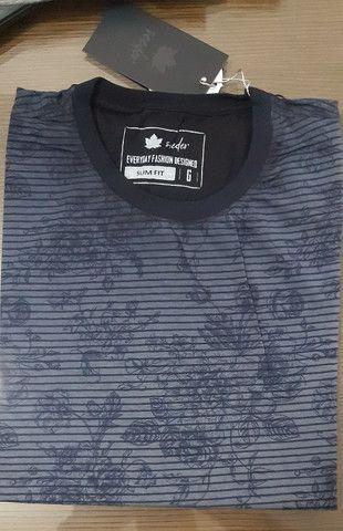 Camisetas Seeder, TNG, ADJI