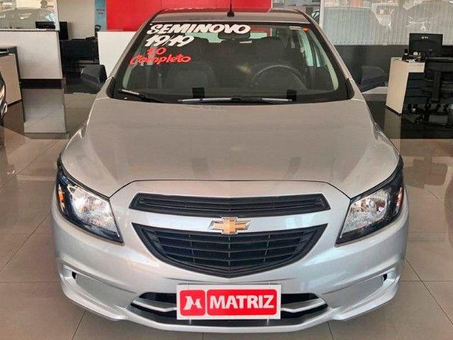 Chevrolet Onix 1.0 Joy 2019 - Foto 8
