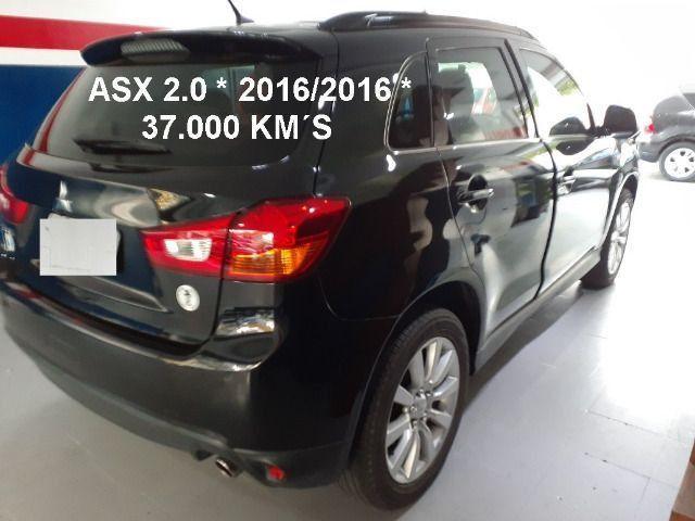 ASX 2.0 4X2 * Automático * 2016/2016 * Apenas 37.000 km´s ! - Foto 2