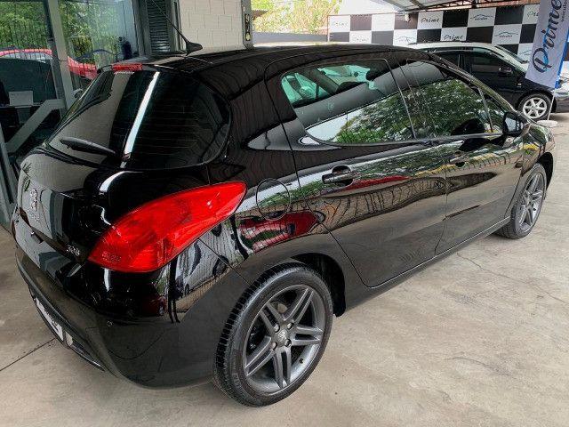 Peugeot 308 Allure 2.0 Mec. - TOP de linha - Novo!!! - Foto 2