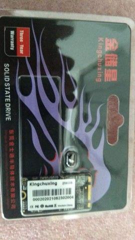 Kingchuxing ssd m2 sata ngff m.2 2242 disco rígido 256gb - 201 - Foto 2