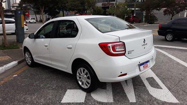 Renault Logan  Expression 1.0 16V (flex)  - Foto 7