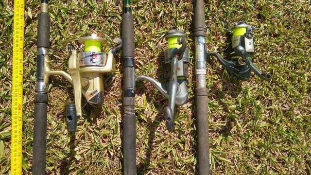 Varas de pesca. - Foto 2