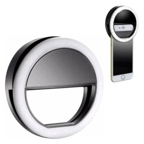 Mini Ring Ligth Para Selfie Celular