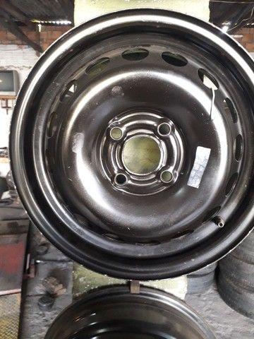 Rodas  de ferro da GM  - Foto 4