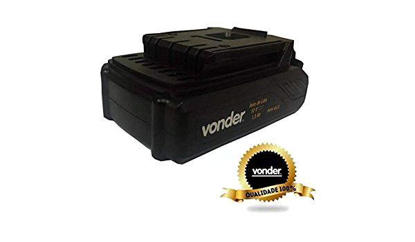 Bateria 12V Litio para Parafusadeira PFV012 - Vonder