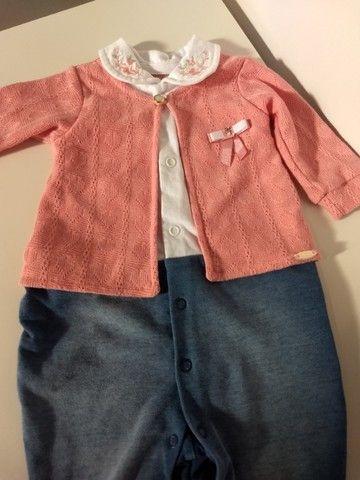 Roupa bebê menina  - Foto 3