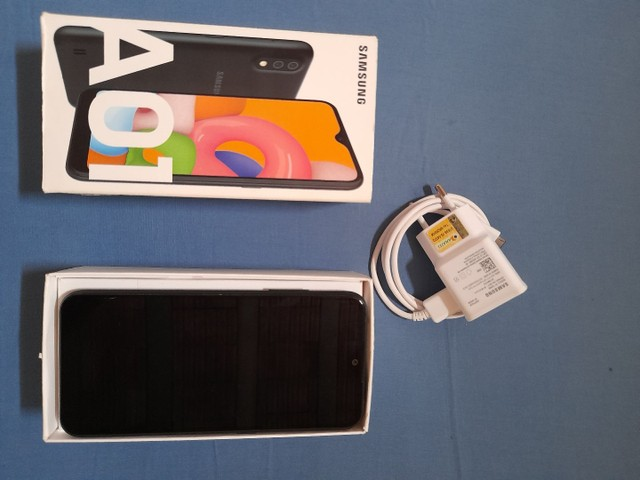 Vende-se celular Samsung A01 - Foto 3