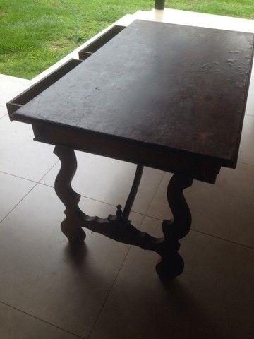 Mesa madeira maciça  - Foto 3