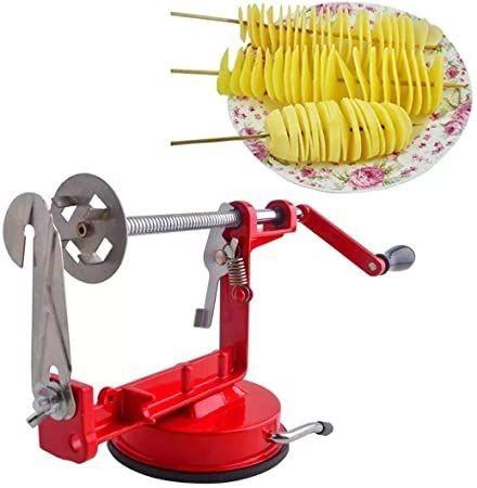 Máquina de batata espiral  - Foto 2