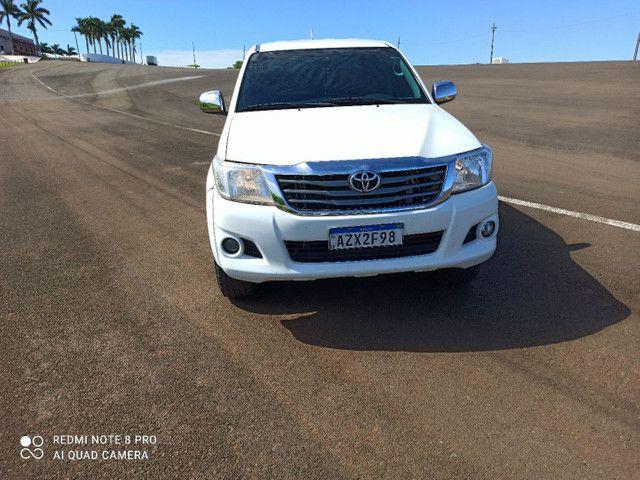Toyota Hilux 2015 - Foto 2