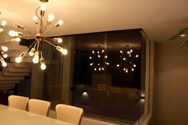 Maravilhosa casa de condomínio com 4 suítes Alphaville Litoral Norte 1 Camaçari BA - Foto 17
