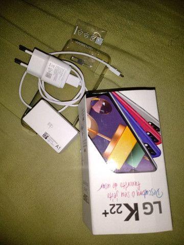 LG K22 novo e completo - Foto 3