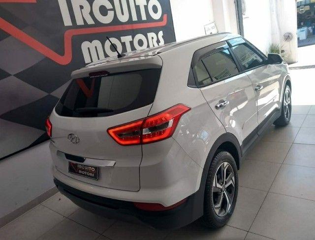 Hyundai Creta 1.6 16V FLEX LIMITED AUTOMÁTICO 2021 4P - Foto 4