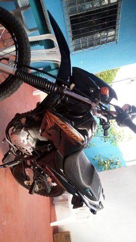 VENDO BROS NXR 150 - ANO 2011 - Foto 2