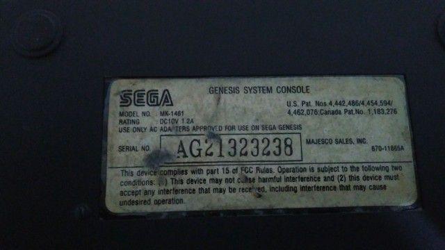 Genesis 3 Mega Drive 3 (Ps1,Ps2,Ps3,mega drive,nintendo,3ds,xbox,wii,psp,3do,pc,Game Boy) - Foto 5