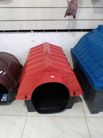 Acessórios cães e gatos - casinhas, caminhas, arranhadores - Foto 3