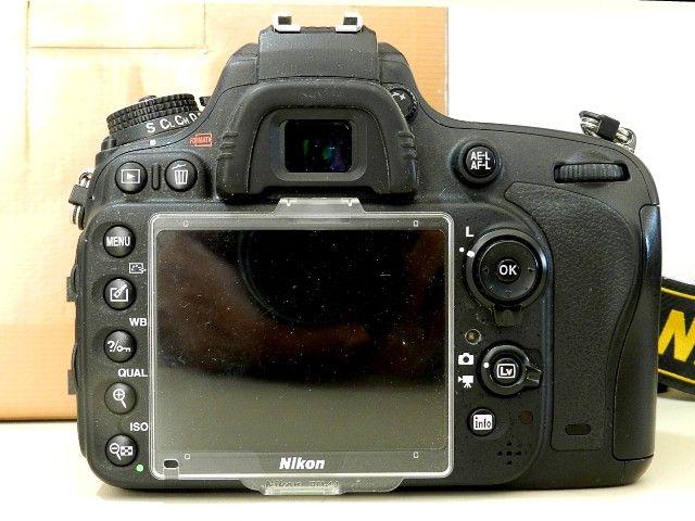 Câmera Profissional Usada Nikon D610  - Foto 6