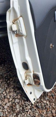 Porta traseira direita Siena 2012 com amassados  - Foto 5