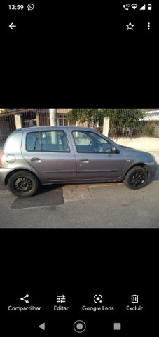 Clio heatch cinza 4p - Foto 3