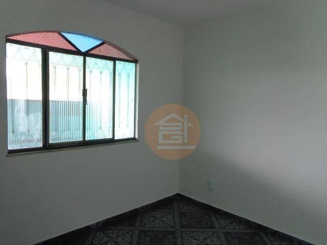 Casa em Nova Cidade - 02 Quartos - Quintal - Garagem - São Gonçalo - RJ. - Foto 9