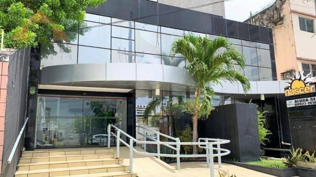 Andar Corporativo para alugar, 250 m² por R$ 9.500/mês - Ilha do Leite - Recife