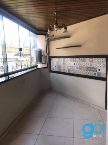Apartamento com 3 dormitórios à venda, 140 m² por R$ 550.000,00 - Batista Campos - Belém/P - Foto 8