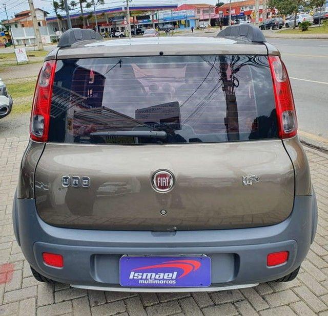 Fiat UNO WAY 1.0 8V FLEX 4P MEC. - Foto 8