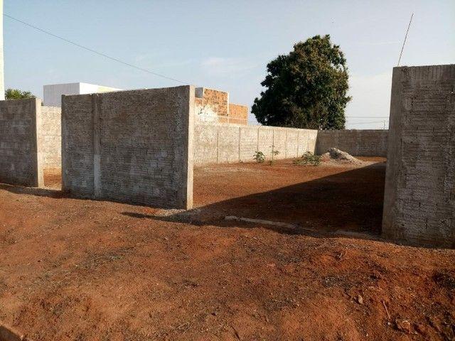 Terreno 360 m2 Mais Parque - Quitado, murado. Aceito veículo. - Foto 2