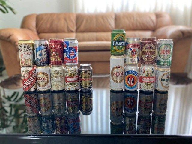 Latas de cerveja para colecionador - Foto 3
