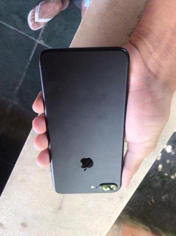 iPhone 7plus black  - Foto 3