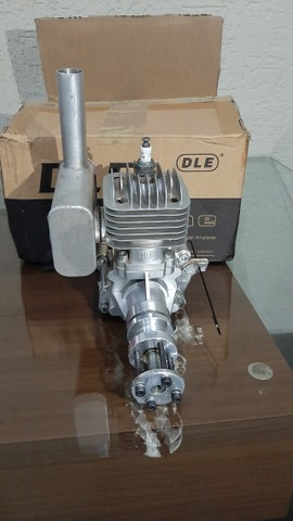 Motor DLE 30 cc - Foto 4