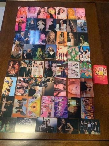 Lomo Cards Red Velvet  - Foto 2